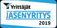 Fin/Admin on suomen yrittäjien jäsen.
